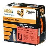 Paslode Impulse Packs - Edelstahl (gerillt) - Ø 2,8 x 70 mm
