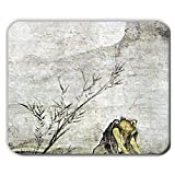 Babu Building Lustig Verwenden F¨¹r Mousemats 240Mmx200Mmx2Mm Girls Silikon Haben Asian Chinese Painting 3