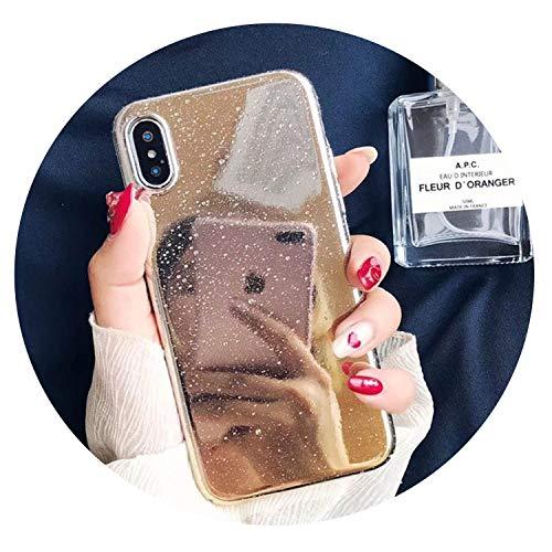 auguce Telefon-Kasten für iPhone X XR XS Max 8 7 6 6s Plus-Lustig-Wasser-Tropfen-Abdeckung Bunte Steigung Regenbogen-Kästen für iPhone X, T3, für iPhone 6Plus 6SP (Htc Kästen Bunte)
