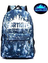 Luminous Mochila, T-MIX Galaxy Schoolbag Unisex Mochila para portátil Bolsa Fresca para Adolescentes