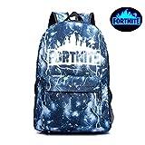 Luminous Mochila, T-MIX Galaxy Schoolbag Unisex Mochila para portátil Bolsa Fresca para Adolescentes, Bolsa de Viaje, Bolsa de Trabajo, Bolsa de Escuela (A)