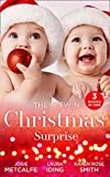 Their Twin Christmas Surprise: Twins for a Christmas Bride / Expecting a Christmas Miracle / Twins Under His Tree (Mills & Boon M&B) (English Edition)