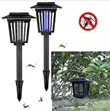Outdoor mosquito lamp convenient portable solar street lights LED home solar energy insecticidal lights
