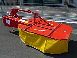 Mini-Faucheuse rotative avec Cardan B4 80cm inclu - DFR-135 Mini