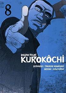 Inspecteur Kurokôchi Edition simple Tome 8