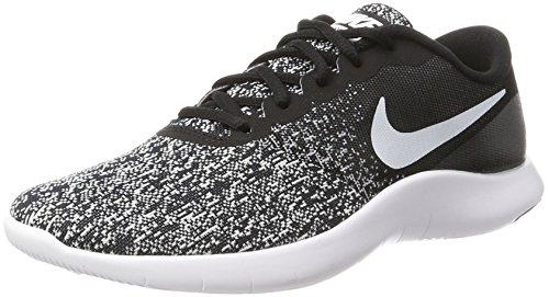 Nike Herren Flex Contact Laufschuhe, Schwarz (Black/White), 42 EU