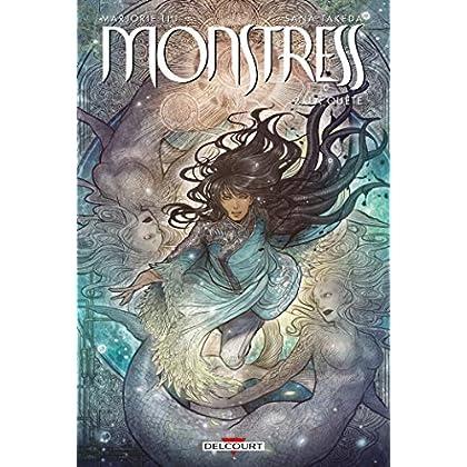 Monstress T02: La Quête