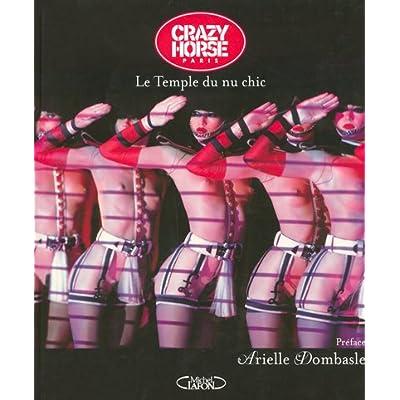 CRAZY HORSE PARIS TPLE NU CHIC