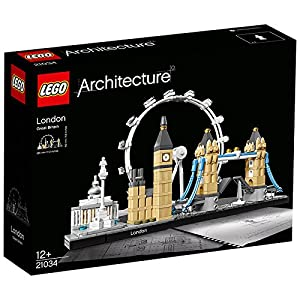 LEGO 21034 London Building Toy Set by LEGO