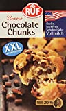 RUF Chocolate Chunks Vollmilch, 6er Pack (6 x 100 g)