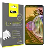 dipos I 3x Screen Protector for JVC J20 - Covers Screen