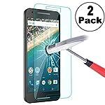 [ 2-Pack] Nexus 5X Protector d...