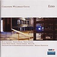 Gluck, W.: Ezio (Complete)