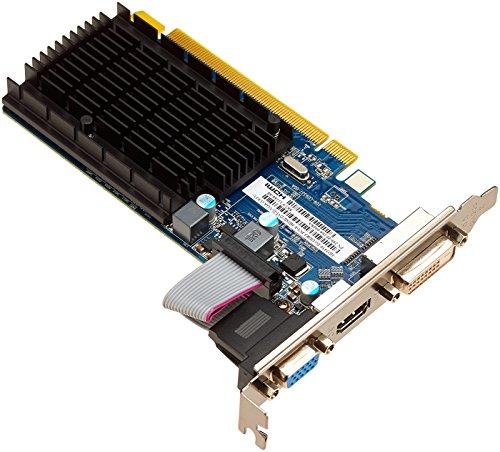 Sapphire 11166-68-20G ATI Radeon HD 5450 Grafik Prozessor