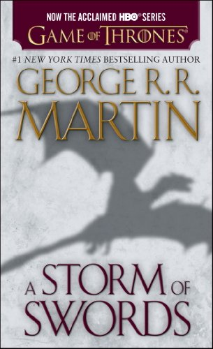 A Storm of Swords (A Song of Ice and Fire, Book 3) - Fire Best Kindle