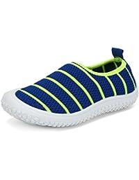 Weiche Sohle Rutschfeste Kinderschuhe Outdoor Sport Sneaker Leicht Wander Schuhe Freizeit Turnschuhe Geschlossen Lauflernschuhe Mädchen Jungs Baby