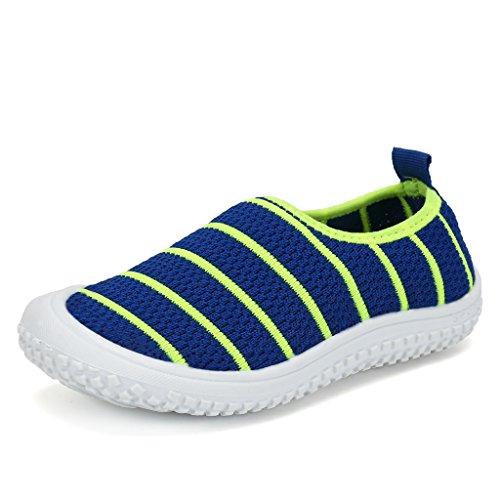 SAGUARO Outdoor Sport Sneaker, Kinder(Unisex),Blau,22 EU (Kleinkinder Sportschuhe)