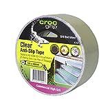 HSI 830880 Antirutschbänder Croc Grip-selbstklebend x, Transparent, 48mm x 5M