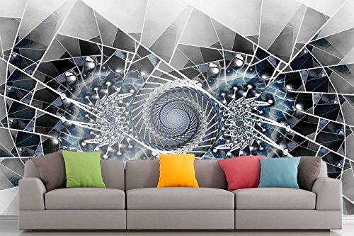 Roshni Arts®-kuratierte Art Wall Mural-Serie Nature-738| selbstklebend Vinyl Ausstattung Décor Art Wand-243,8x 182,9cm - 738-stick