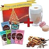 Chai Tee Adventskalender - 24x leckere Chai-Tees für jeden Tag im Advent