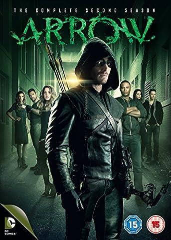 Arrow - Saison 2 [Import anglais]