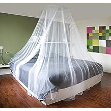 Mosquitera grande para cama, protección contra insectos de 12metros, cobertura ideal para el hogar o de vacaciones