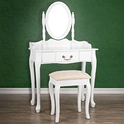 Amazing Price!!! Rosa Luxury Dressing Table With Stool # Free Delivery!!! produced by Total Look Design - quick delivery from UK.