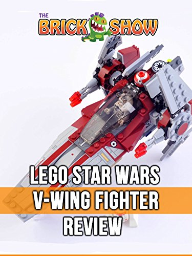 2006 Star Wars Lego-sets (Review: Lego Star Wars V-Wing Fighter Review [OV])