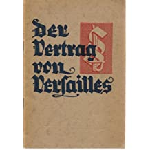 Suchergebnis Auf Amazonde Für Vertrag Von Versailles Bücher