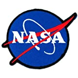 1 X NASA Logos Iron on Patches