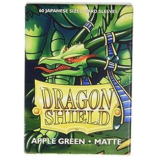 Arcane Tinmen ApS ART11118 Dragon Shield Japanese Matte Apfelgrün Card Game
