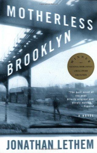 Motherless Brooklyn (Vintage Contemporaries)