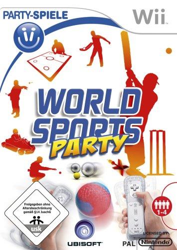 World Sport Party - Party Spiele hier kaufen