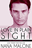 Love in Plain Sight: New Adult Romance (The Donovans Book 4) (English Edition)