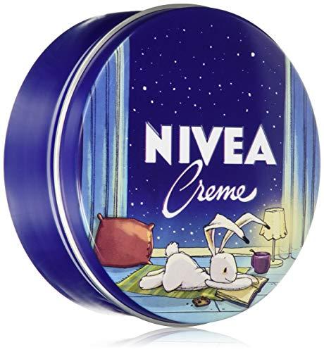 Nivea Creme im 4er Pack (4 x 400 ml), klassische Hautcreme für den ganzen Körper, pflegende Feuchtigkeitscreme in der Märchenedition