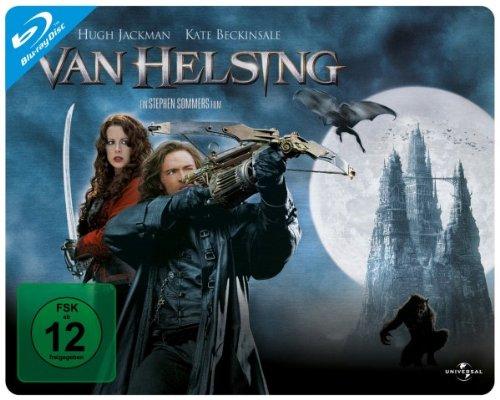 Steampunk Kostüm Genial - Van Helsing - Limited Quersteelbook [Blu-ray]
