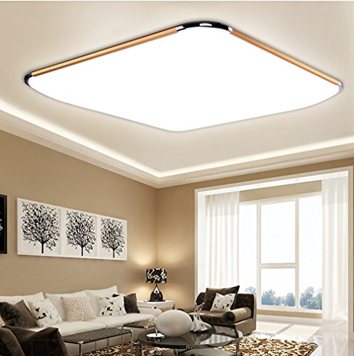 Ceiling Lights & Fans 100% Quality Hot Sale 36w App Rgb Control Music Led Ceiling Light Bluetooth 6500k Led Ceiling Lamp El Techo Luz For Living Room Bedroom Fashionable And Attractive Packages