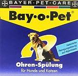 Bayer Moth Guard 33260 Bay-o-Pet Ohrenspülung Hund und Katze 2x 25 ml