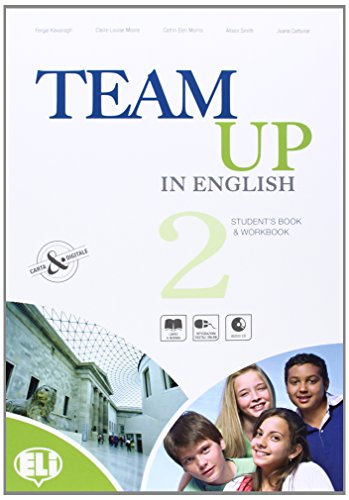 Team up in english. Student's book-Workbook-Reader. Per la Scuola media. Ediz. illustrata. Con CD Audio. Con espansione online: 2