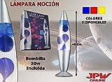 JPWonline - Lámpara decortiva Lava Moción BN-2240