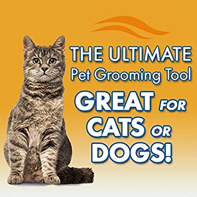 Electric Pet Grooming Comb Knot Out Tangles Removal for Dogs Puppies Cats Kitty from Shujon