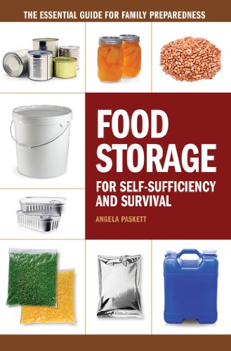 Prepper\'s Guide to Emergency Food Storage