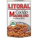 Litoral - Cocido Madrileño 440 g