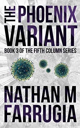 The Phoenix Variant (The Fifth Column #3) (English Edition) eBook ...
