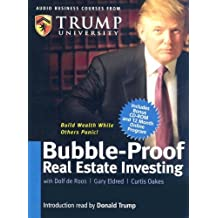 Bubble-Proof Real Estate Investing (Audio Business Course) by Donald Trump (2006-01-01)