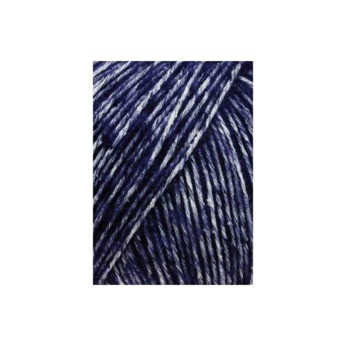LANG YARNS Angelina - Farbe: Navy (0025) - 50 g/ca. 150 m Wolle -
