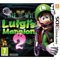3DS LUIGI S MANSION 2