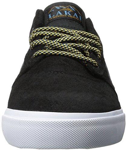Lakai Griffin Mid Aw, Skateboard homme Noir (I0000)