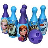 Disney Bowling Set - Frozen, Multi Color