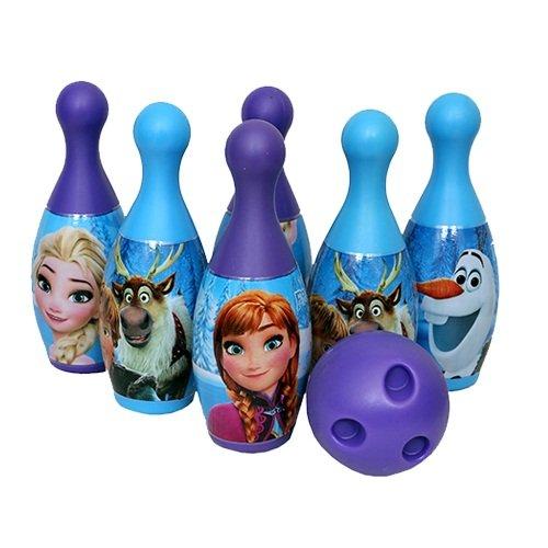 Disney Bowling Set - Frozen, Multi Color